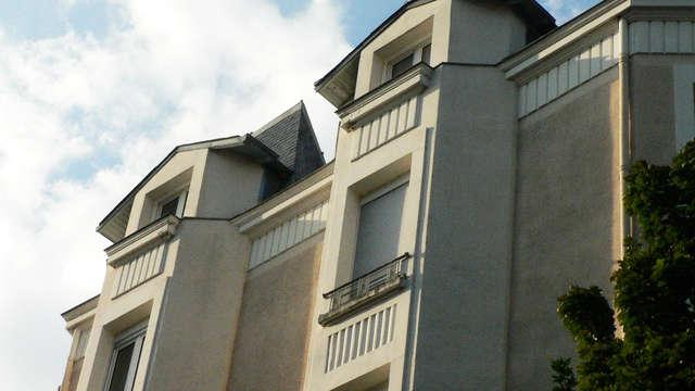 Central Hotel Kyriad Vichy