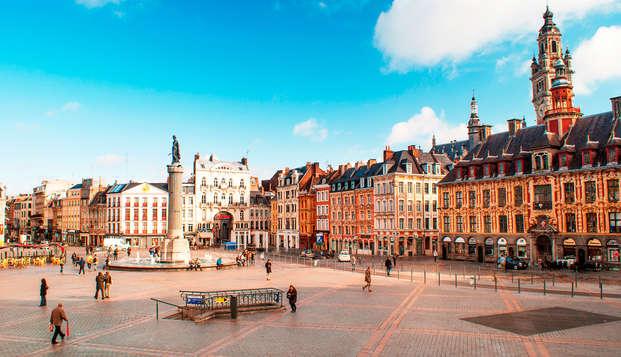 Charme à deux pas du centre de Lille