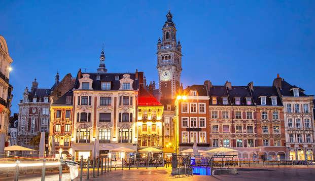 Escapade aux portes de Lille (2 nuits minimum)