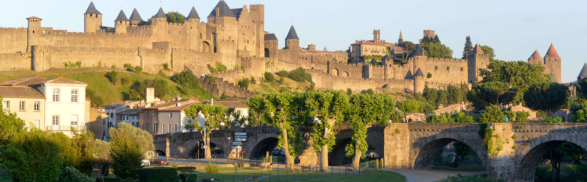 Week-end en appartement jusqu'à 4 personnes à Carcassonne
