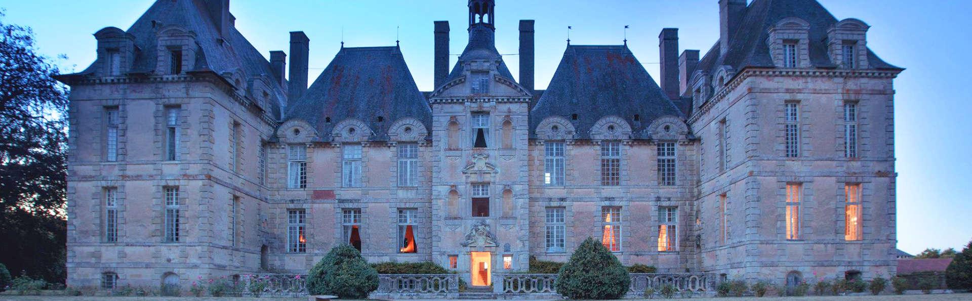 Vie de château près de Poitiers