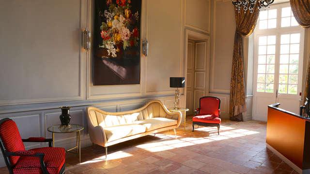 Chateau de Drudas - Relais Chateaux