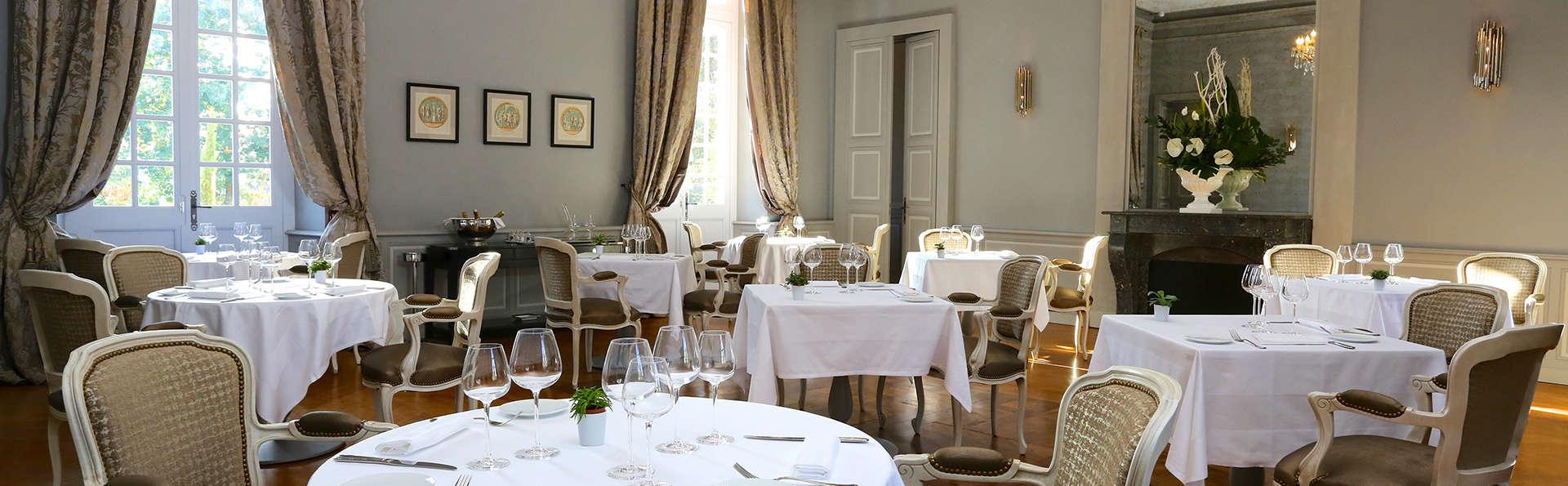 Dîner gastronomique dans un château près de Toulouse