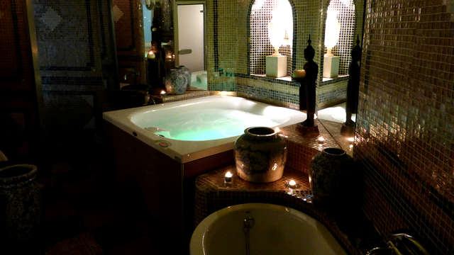 Week-end romantique avec privatisation du spa à Arles