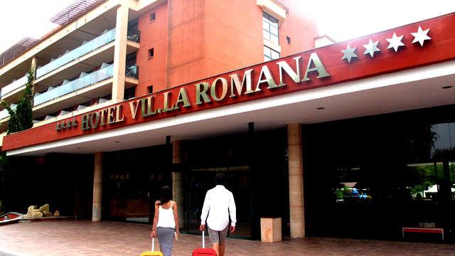 Ohtels Vil la Romana