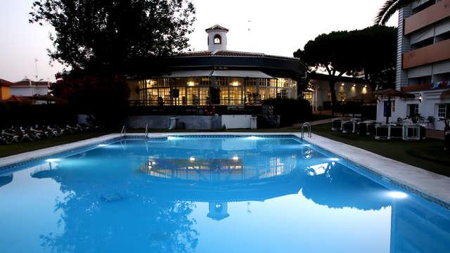Vacaciones en Malascañas en todo incluido, con spa y acceso al beach club (desde 4 noches)