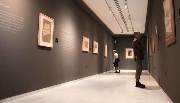Descubre el arte de Pablo Picasso en Málaga