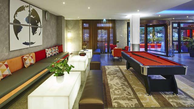 Hotel Kyriad Prestige Spa Lyon EST - Saint Priest - EUREXPO
