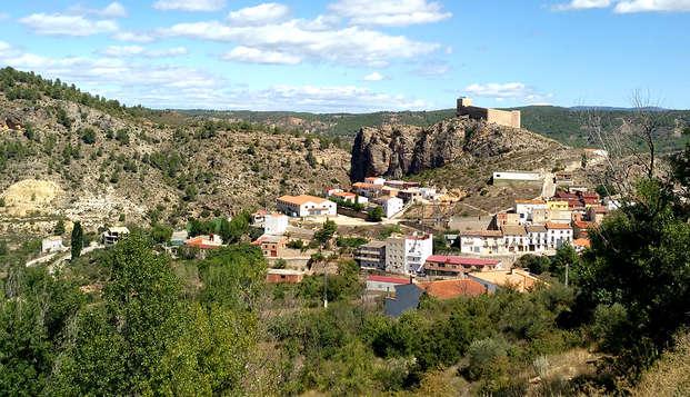 Découvrez le parc naturel Las Hoces de Cabriel