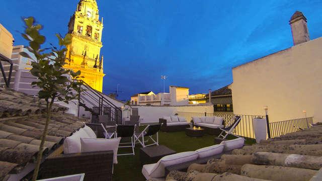 Disfruta de esta escapada con encanto frente a la Mezquita de Córdoba y con desayuno incluido