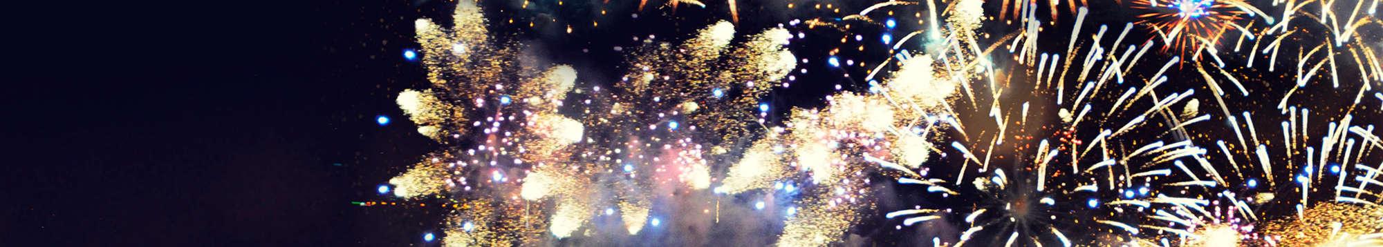 Week-end et séjour de luxe pour le Nouvel An