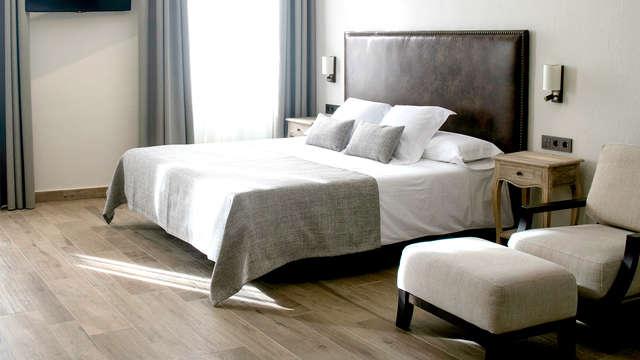 Romanticismo 4* en un bonito hotel en Arenys de mar