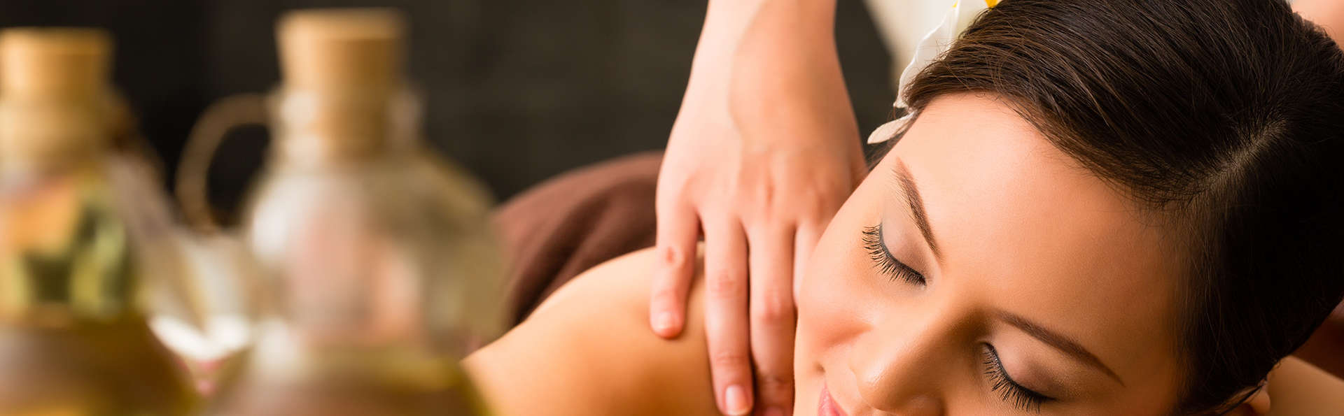 Escapada relax con masaje corporal y Spa