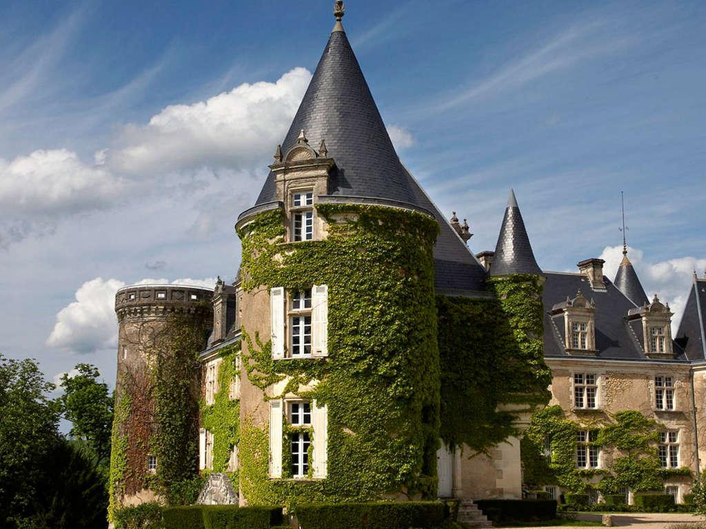 Séjour Aquitaine - Week-end dans un authentique château du XVème siècle au coeur du Périgord Vert  - 3*