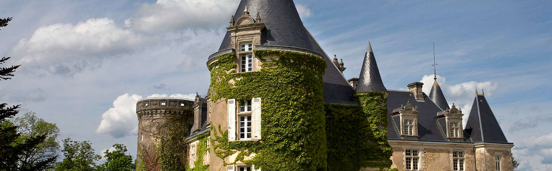Week-end dans un authentique château du XVème siècle au coeur du Périgord Vert
