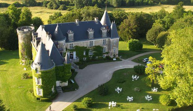 Escapada a los castillos del corazón del Périgord Verde