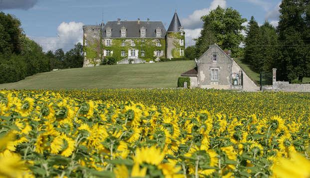 Relax en el país de los castillos en Perigord (desde 2 noches)