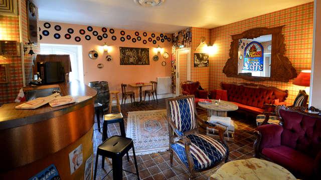 Week-end avec dîner dans une élégante demeure en pierre près de Saint-Lô