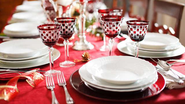 Celebra fin de año en Andorra en media pensión con cena de gala y fiesta con barra libre