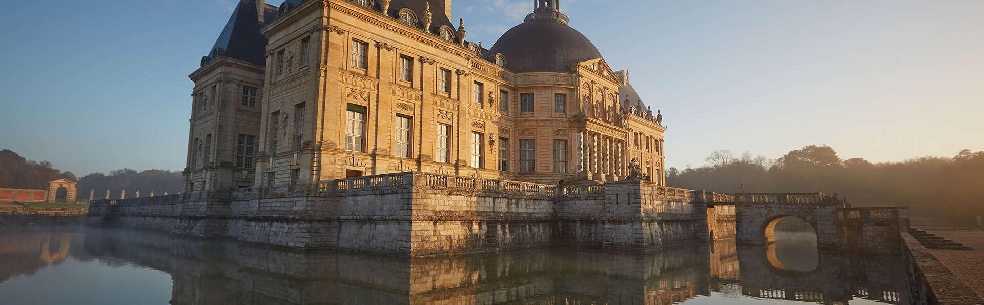 Visite du château de Vaux-le-Vicomte pour un break nature à 1h de Paris