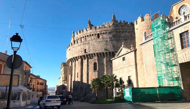 Escapada en Ávila en un antiguo edificio del siglo XVII