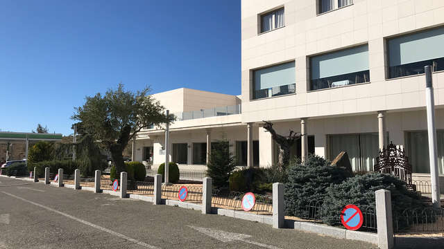 Sercotel Hotel Cuatro Postes