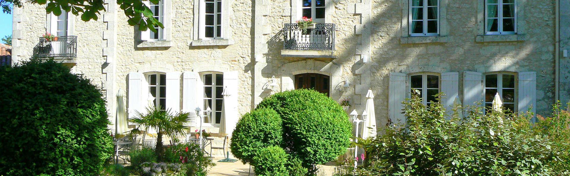 Week-end dans un château près de Cahors
