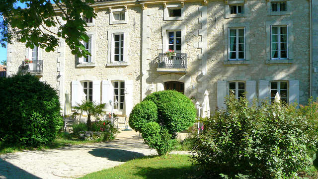 Oferta especial: escapada en un castillo de Quercy Blanc cerca de Cahors