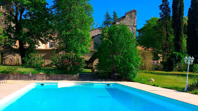 Spécial Ponts de Mai : Gastronomie dans un château du Périgord (à partir de 2 nuits)