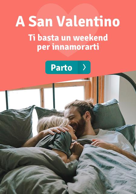 Week end e soggiorni Last minute - Weekendesk